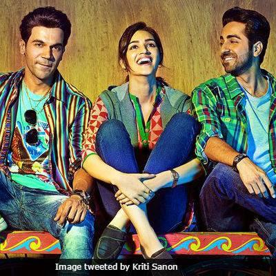 REVIEW; FILM INDIA BAREILLY KI BARFI