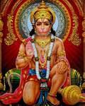 hanuman aarti lyrics, hanuman image