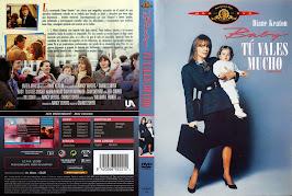 Carátula - Baby tu vales mucho (1987)