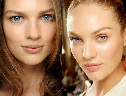 """Ini Dia! The No Makeup """"Makeup"""" Look Yang Sedang Tren Tahun Ini."""