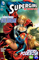 Os Novos 52! Supergirl #20