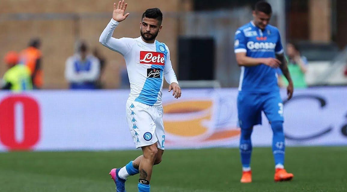 Dove Vedere NAPOLI-EMPOLI Streaming ROJADIRECTA Diretta Video Online | Anticipo Serie A Calcio.