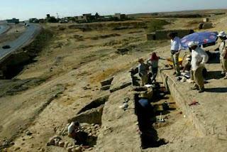 В Иракском Курдистане обнаружены находки времен Ахеменидов и Сасанидов