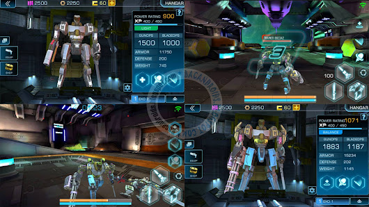 Game ExoGears2 Apk Data Full Release Terbaru Android | Baca android | Bacandroids.co