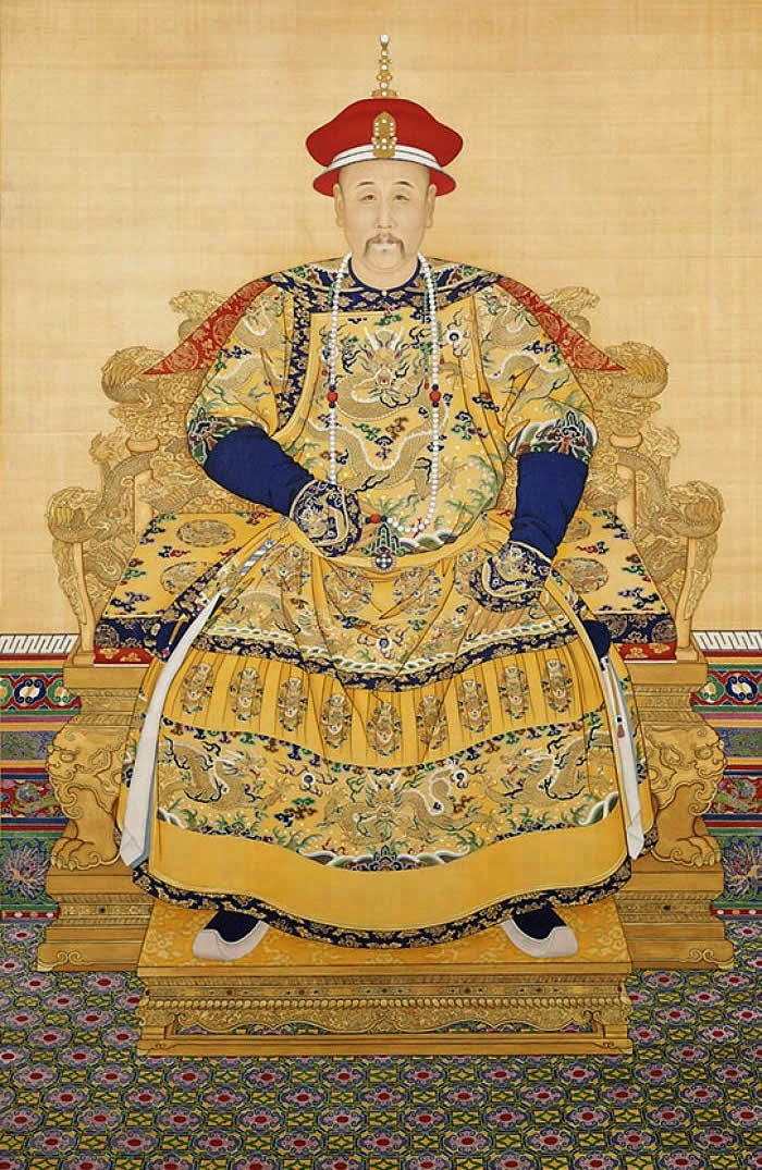 Yongzheng - Emperor of China