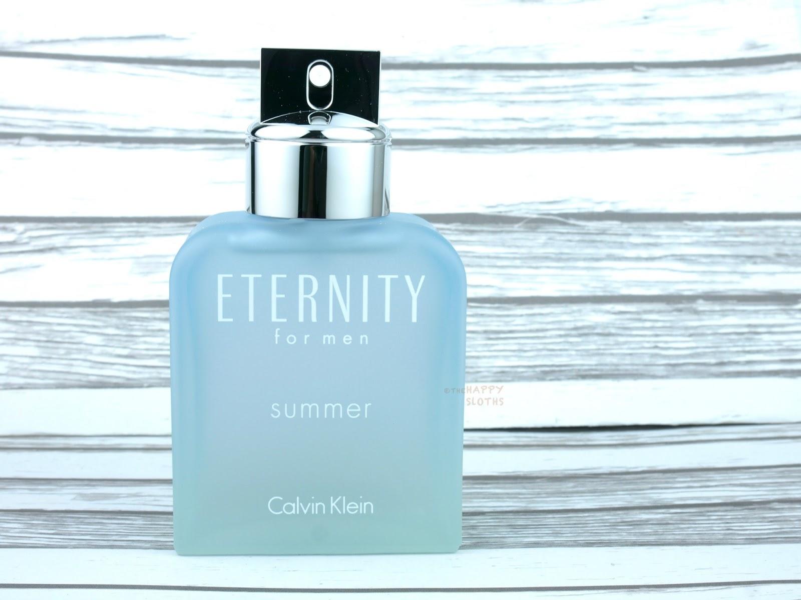 Calvin Klein Eternity Summer 2016 Collection  Review  e80288d9a02