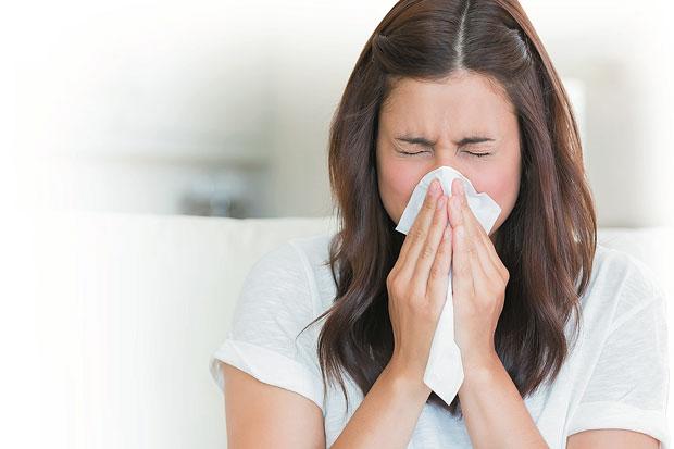Cara mengatasi flu dengan cepat