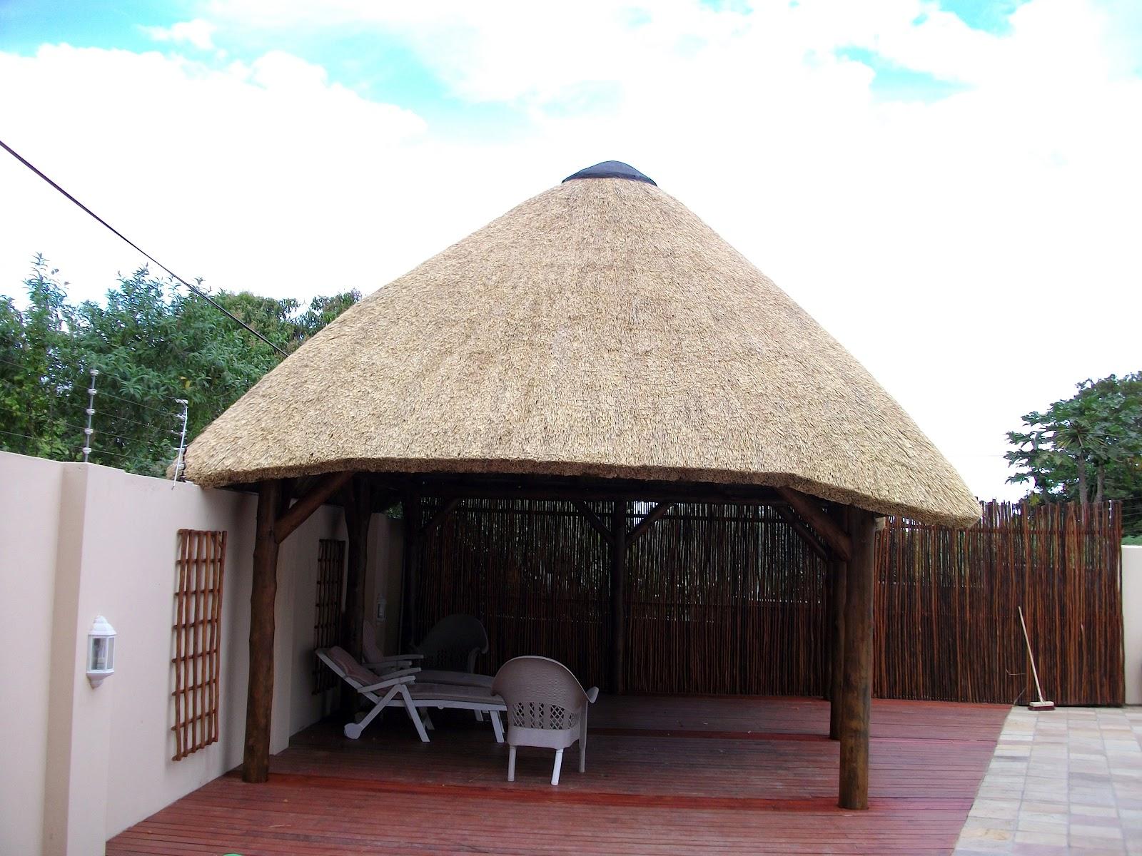 Wooden House Floor Plans Thatch Lapa Braai Amp Outdoor Entertainment Area Designs