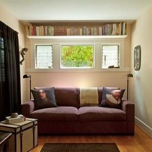 divano da parete a parete immagine