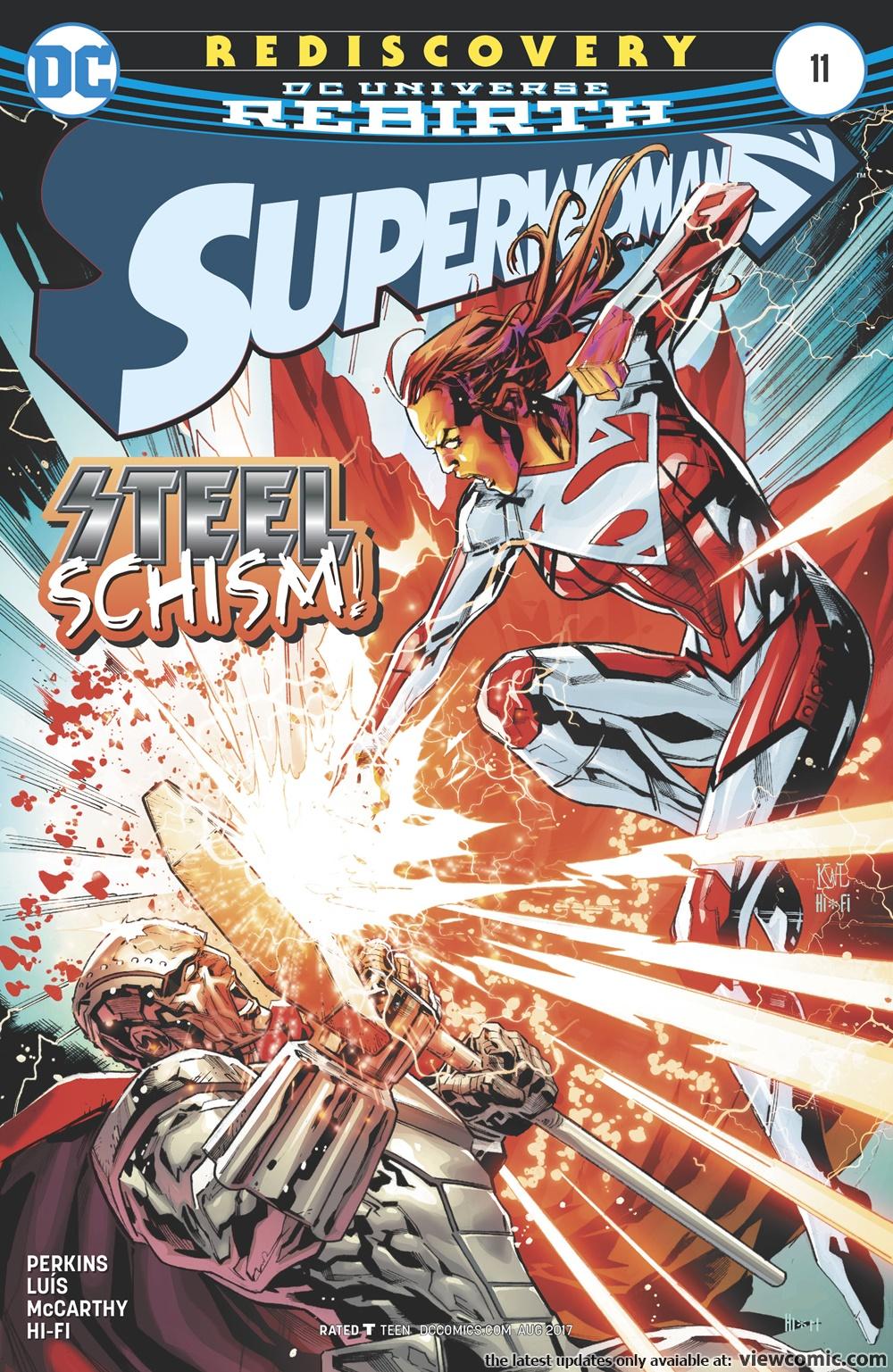 Superwoman 011 (2017) ……………………… | Viewcomic reading comics