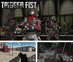 Counter Assault Forces Mod Apk unlocked all weapon