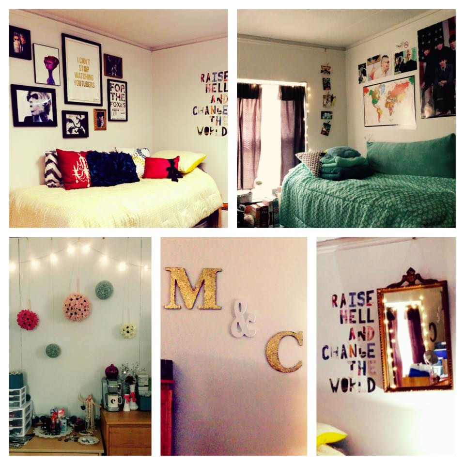 The (Almost) Hipster: What To Bring To College: Dorm Room ...