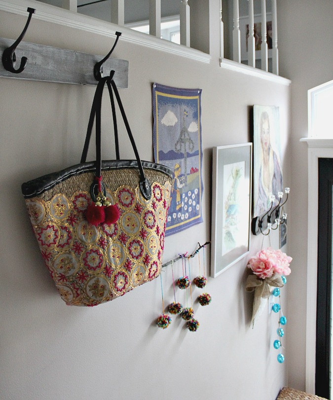 Spring Home Tour Part 1- Entryway