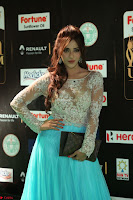 Telugu Actress Angela Krislinzki in transparent top at IIFA Awards 2017 Exclusive 09.JPG