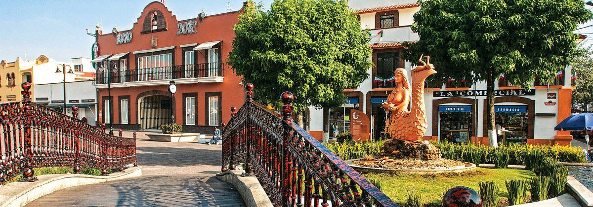 Visita centro Metepec EstadoMéxico