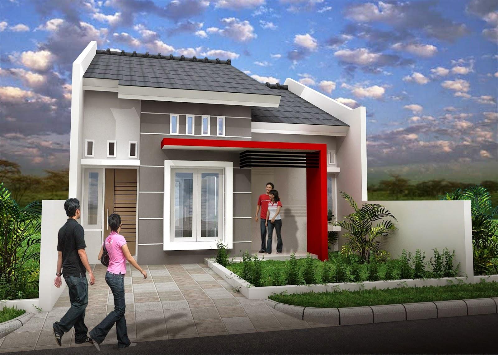 60 Desain Rumah Minimalis Luas Tanah 60 Meter | Desain ...