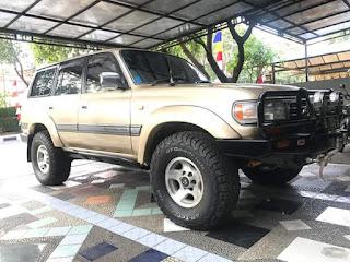 FS : LC VXR 80 series  HDJ 80 Th 1999 VXR ( srt lengkap )