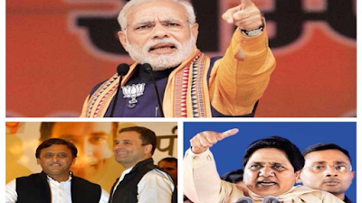 UP Election Result: ऐतिहासिक जीत की ओर BJP