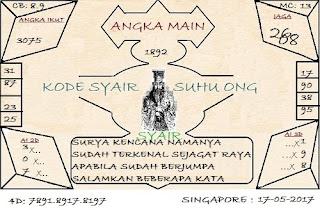 Prediksi togel singapore dengan rumus jitu sgp rabu angka jadi 4D