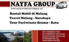 Jago Sewa - Rental Mobil Malang di Nayfa Trans Indonesia