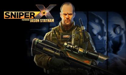 SNIPER X WITH JASON STATHAM MOD APK Unlimited Money