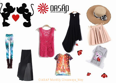 OASAP Spring/Summer 2013 Giveaway