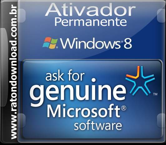 ativador do windows 8 permanente