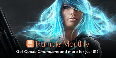 humble monthly bundle