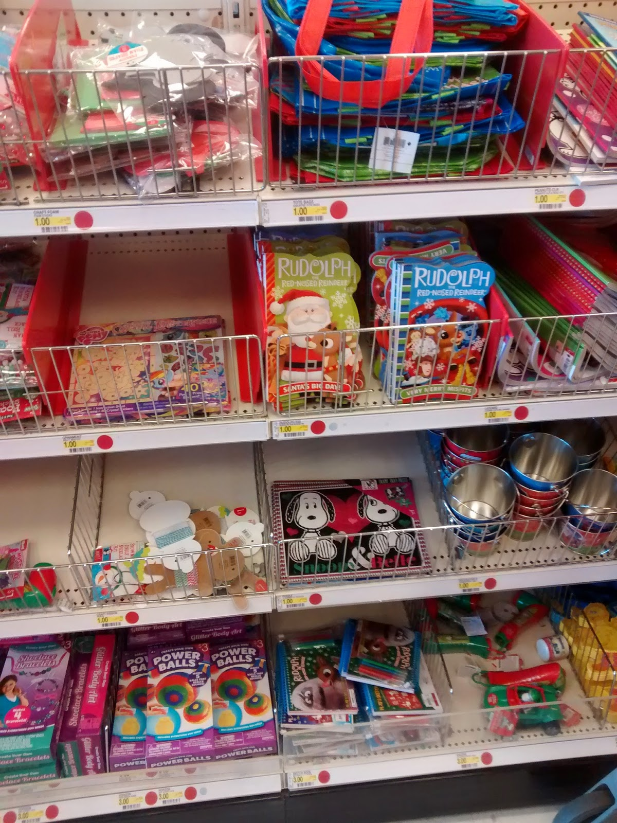 Young and Frugal in Virginia!: Target Dollar Spot ...