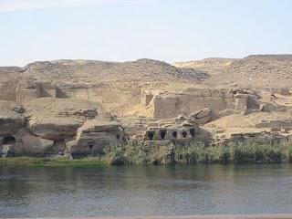 Ricerca sul fiume Nilo e sulla civiltà Egizia