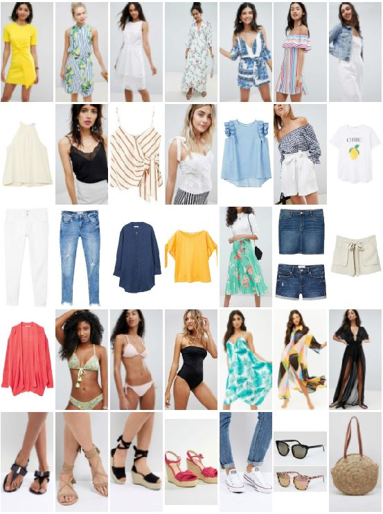 Must-have items for your summer closet: Sales season is the perfect time to build your essential summer closet that can take you from work to party 24/7 | Ioanna's Notebook