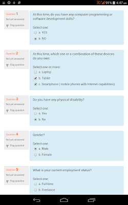 Here are the npower tech hardware assessment test questions and answers: Page 1