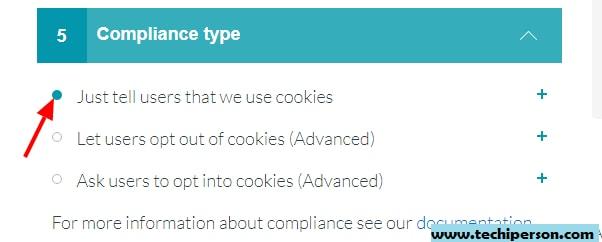 Blogger me cookies Pop-up kaise lagayen