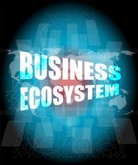 ecosistema hábitat y edificación, Hábitat, Anieme, Indor, jointnes business
