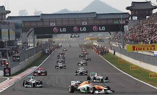 Calendario Formula Uno F1 2013