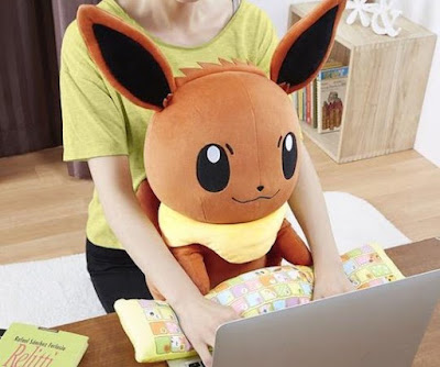 Pokemon Keyboard Wrist Rests
