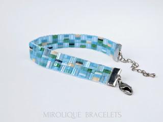 голубой браслет, узкий браслет, купить украшения, браслеты бижутерия, купить бижутерию, оригинальная бижутерия