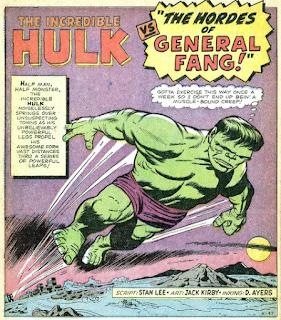 Hulk 5 Stan Lee Jack Kirby
