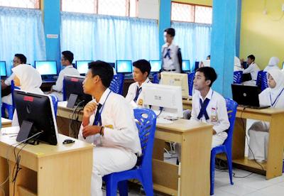 Contoh Soal Latihan UNBK Bahasa Indonesia Kelas 9 Tahun 2019 (Bag. 3)