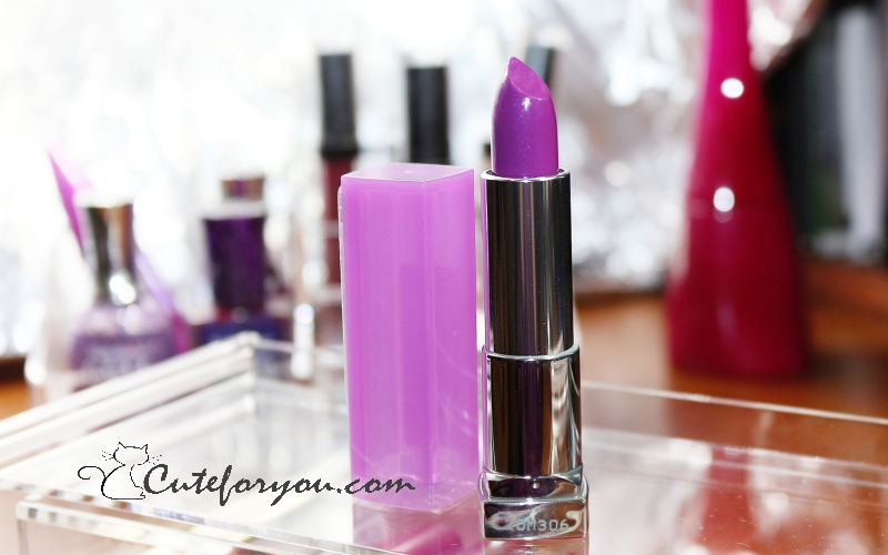 orchid ecstasy maybelline reseña, lipstick maybelline, maybelline, beautyblogger, labial maybelline, orchid 730 maybelline, opinion maybelline labial, maquillaje
