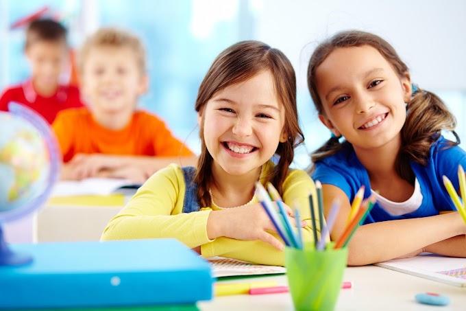 Perilaku Belajar Anak Kelas 1 Sekolah Dasar