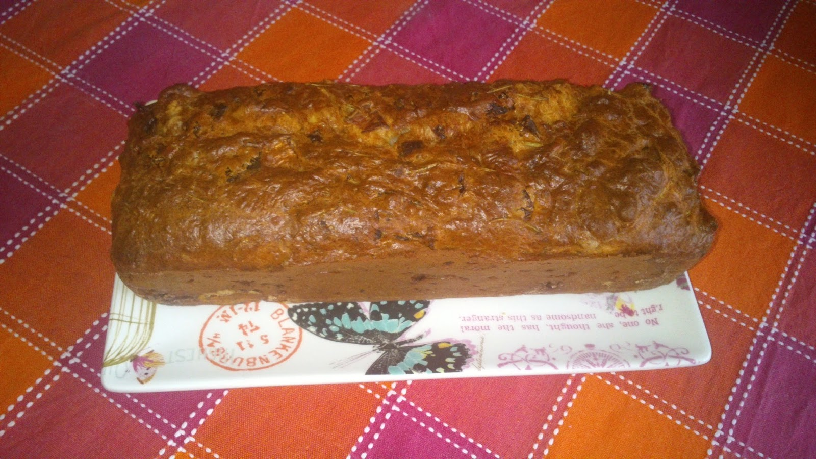 Cake Au Gruyere Rap Ef Bf Bd De Chevre