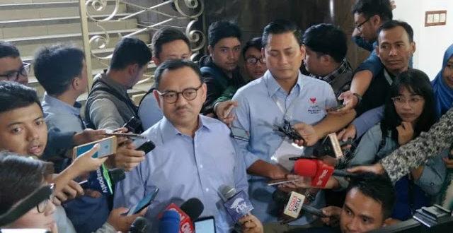 Andi Arief: Ungkap Kejadian, Sudirman Said Hendak Dihabisi