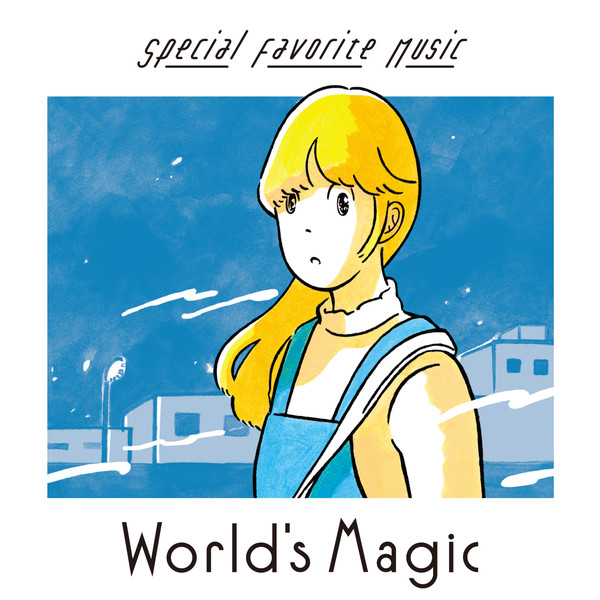 [Album] Special Favorite Music – World's Magic (2016.05.04/MP3/RAR)