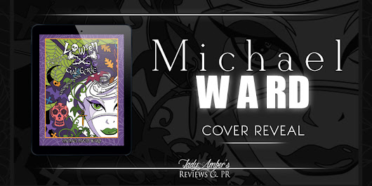 Loween, Gal Eerie Coloring Book ~ Cover Reveal