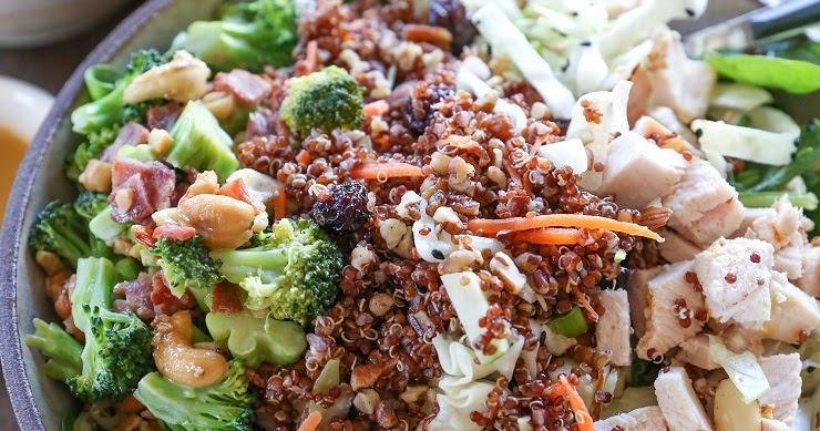 Whole Foods Quinoa Recipe Cranberries