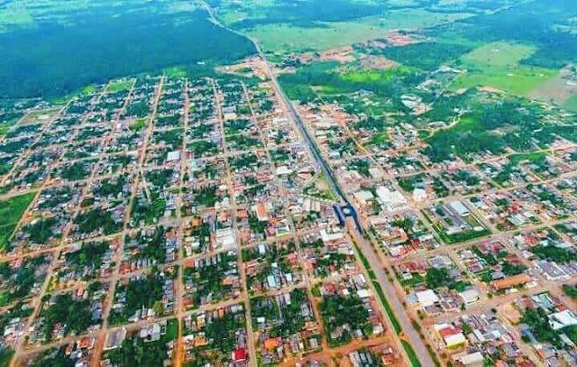 Fotos de Nova Mamoré, Rondônia