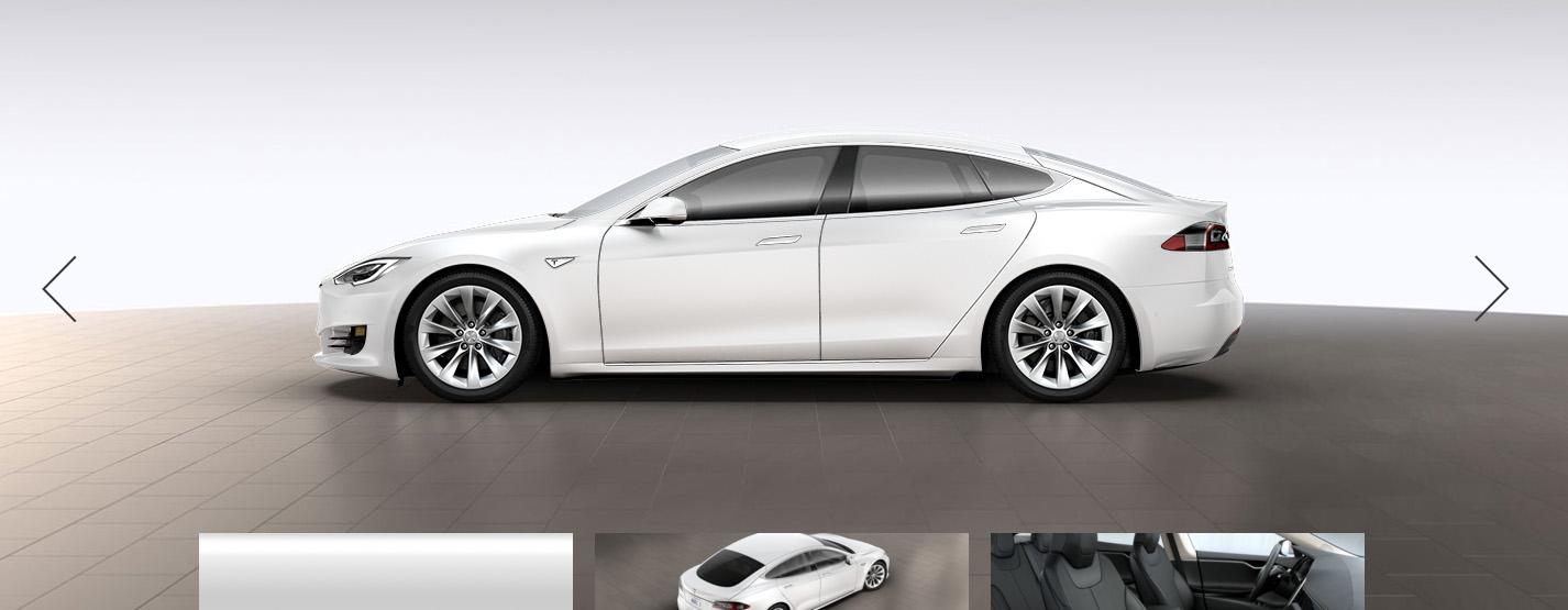 Tesla Model S Facelift (2017) 10