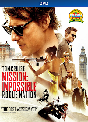 Mission Impossible: Rogue Nation [.Latino.]