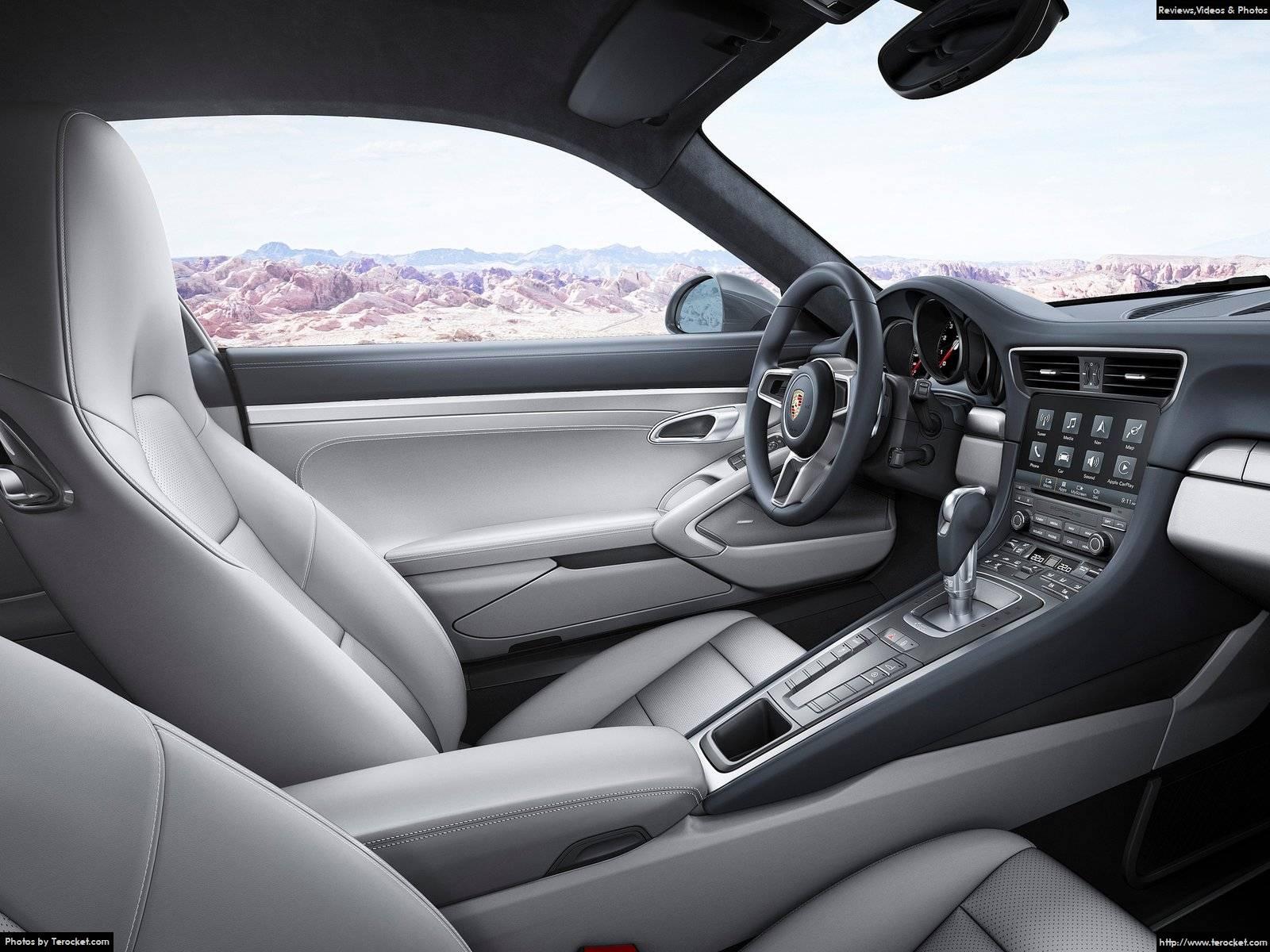 Hình ảnh xe ô tô Porsche 911 Carrera Cabriolet 2016 & nội ngoại thất